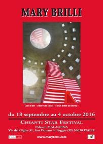 Affiche Chianti Star 2016