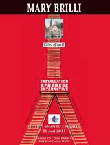 Affiche Ephémère 21 mai 2011