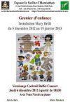 Affiche Grenier Enfance