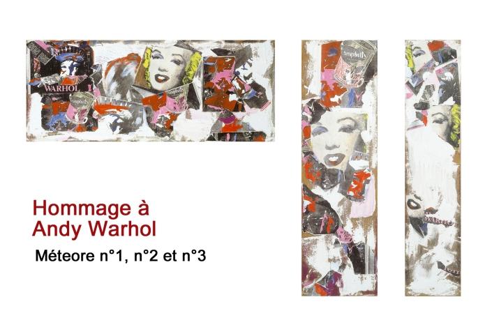 Méteore-N.-1--N.2-N.3--Hommage-à-Andy-Warhol